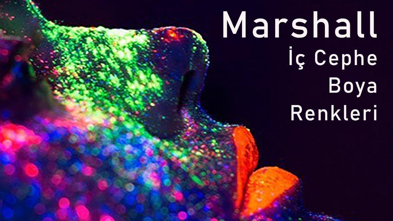 Marshall İç Cephe Boya Renkleri | İNCİR DEKOR 😍😍😍