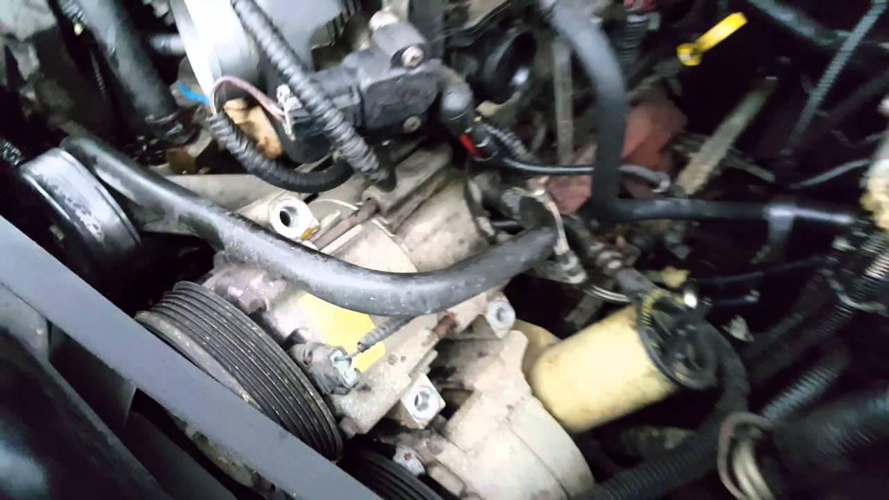 2015 Ford Fusion Wiring Diagram 2002 Ford Ranger Temperature Sensor Manifold Trick Youtube