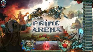 prime Arena Обзор персонажа (Заклятый)