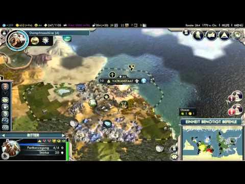Civilization V: Gods and Kings - Let's Play - Deutschland Part 28 |