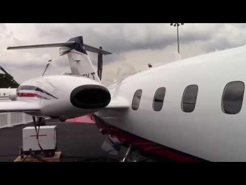 Piaggio Aerospace Avanti EVO Private Aircraft