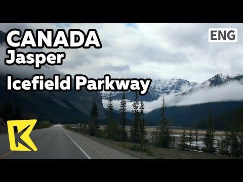 【K】Canada Travel-Jasper[캐나다 여행-재스퍼]아이스필드 파크웨이/Icefield Parkway/Athabasca/Glacier/Whymper/Snowmobile