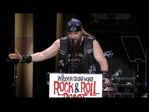 Revolver/Guitar World Rock N Roll Roast of Dee Snider PART 5
