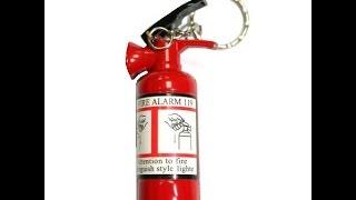 Брелок огнетушитель зажигалка. Потуши с огоньком!(, 2014-10-27T11:03:27.000Z)