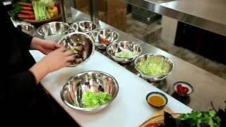 овощной микс салат