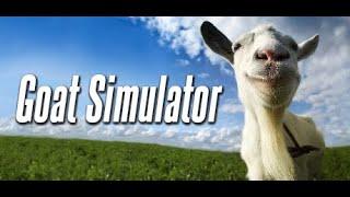 Keçiler dünyayı basıyor KAÇINNNNN!!!!! Goat simulator