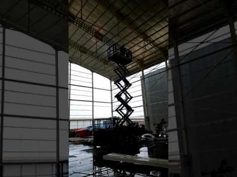 Sewa dan rental scissor lift di jakarta utara