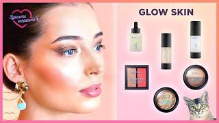 Glow Skin Новинки ELAN Секреты макияжа для красивой и сияющей кожи