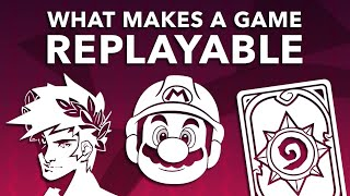 What Makes a Game Replayable? ~ Design Doc