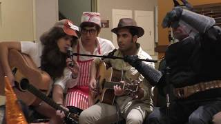 Jeff Lewis and Friends, Clip 18HW3 - video by Susan Quinn Sand