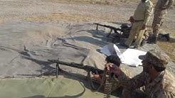 Pak Army - Light Machine Gun (LMG) MG1A3 Rapid fire