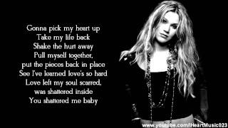 Bruised but Not Broken (w/ lyrics) - Joss Stone