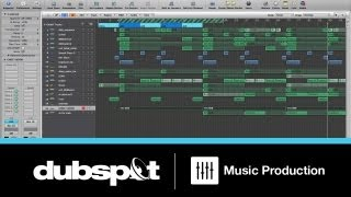 Logic Tutorial: MIDI Drum Programming + Trap Beat Patterns (Pt 1 of 3) w/ Shadetek