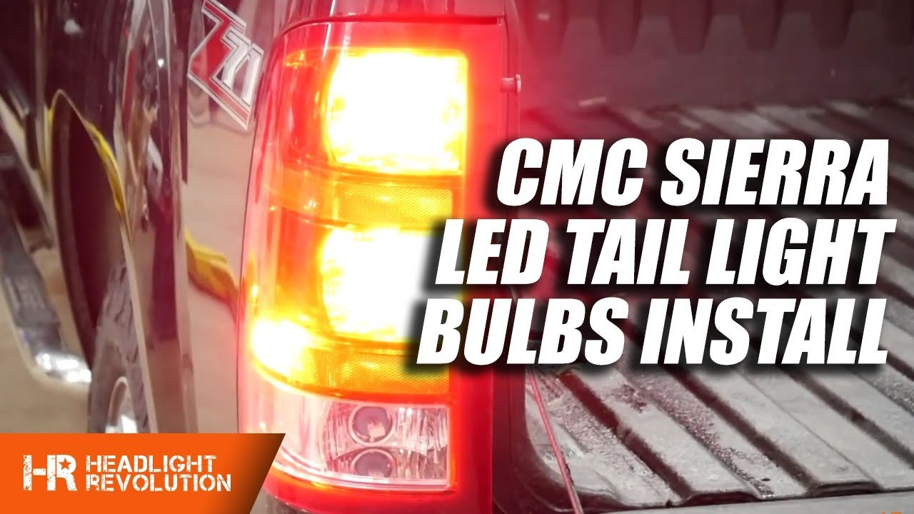 Tail  Light covers for 2003-2007 Chevy Silverado