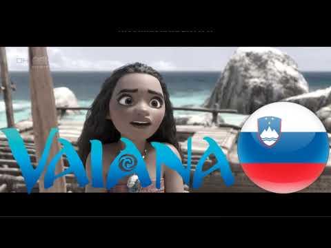 Vaiana Meets Maui/You're Welcome-Slovene