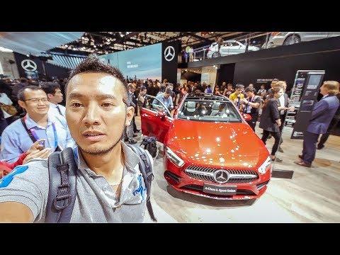 Chi tiết Mercedes A-Class 2019 Sedan với nội thất cực đẹp |XEHAY.VN|