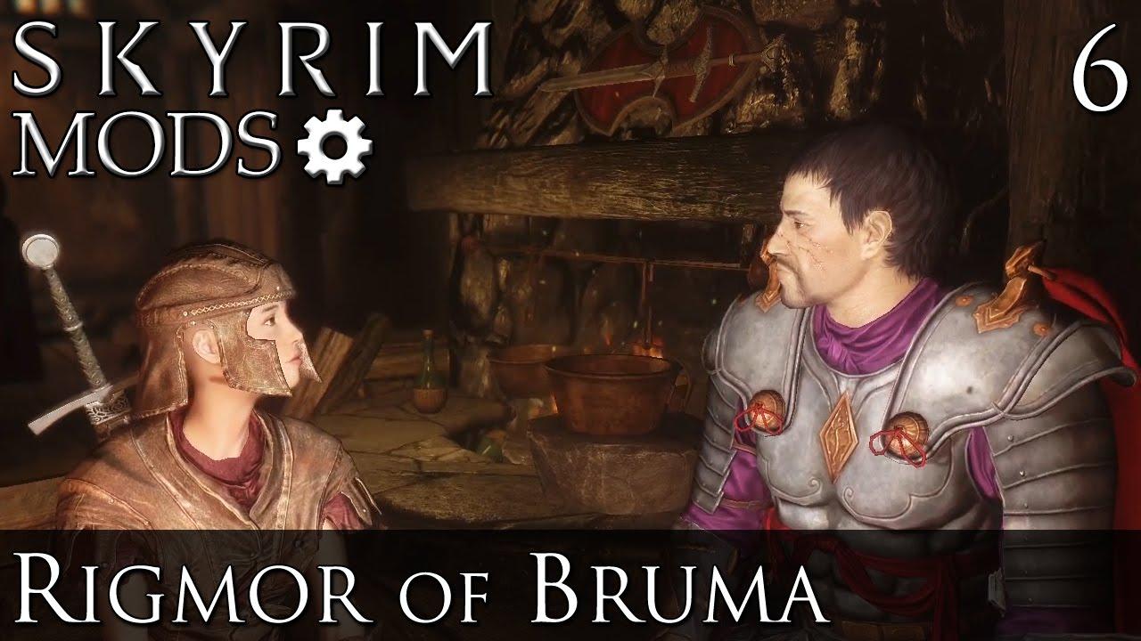 Skyrim Mods: Rigmor of Bruma - Part 6