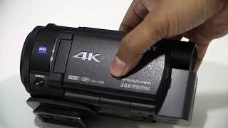 Live Streaming using a Sony Handycam