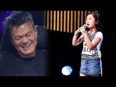 'Chic girl' Jin Yoo Na 진유나 - Problem 《KPOP STAR 5》K팝스타5 EP02