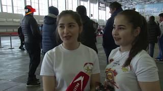 Во Владикавказе прошел чемпионат республики по армрестлингу