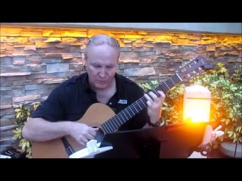 Wedding Performance at the Marriott Hotel in Marco Island, FL - Robert Dillon, Guitarist