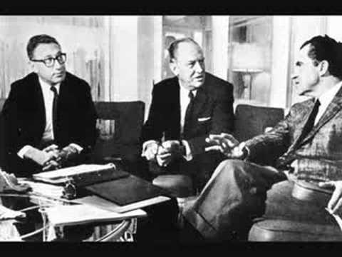 NIXON TAPES: Secretary of State & Nixon