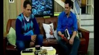 MTV Home Johnny Knoxville, Jeff Tremaine (Jackass 3D) Part 1