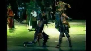 Noche Cultural Templo Quetzaltenango - Parte II