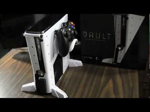 CGRundertow - CALIBUR11 BASE VAULT: ARMORED GAMING CASE For Xbox 360 Video Game Accessory Review