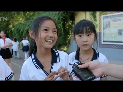 International Children's Day: Chinese kids on growing up