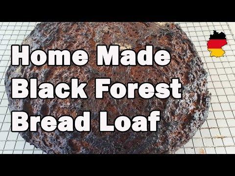 Sourdough Bread - Black Forest Loaf Home Made