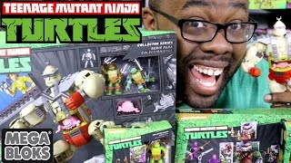 NINJA TURTLES Mega Bloks Collectors Series 1 - TMNT 80