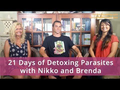 21 Days of Detoxing Parasites with Nikko and Brenda | Dr. Robert Cassar
