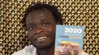 Thibault Bassène, co-créateur de L'African Book Truck