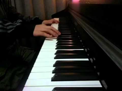 ENDLESS RAIN ピアノソロ