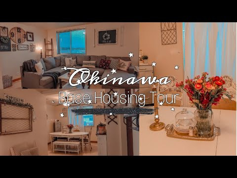 Okinawa Japan Base Housing Tour| Mct Base 2020