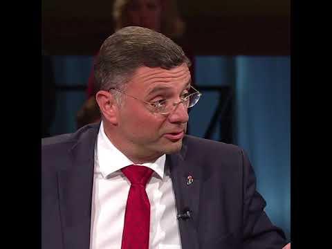 Minister Jörg Leichtfried über Gerechtigkeit in der EU (Im Zentrum)