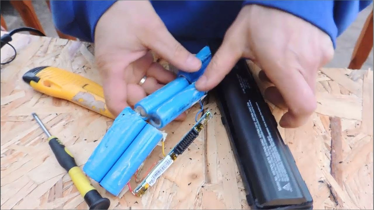 Disassemble Laptop Battery Hp Dv6 Youtube Pavilion Dv8 Replacement Charging Circuit Of
