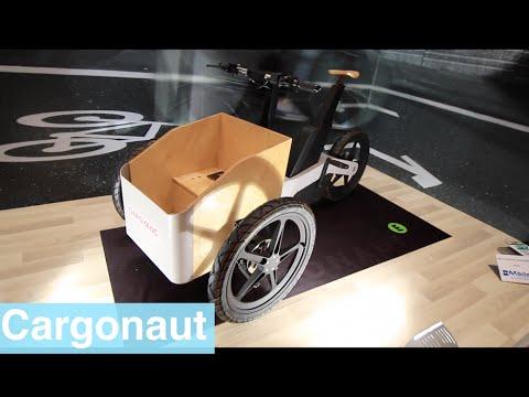 EUROBIKE 2016   Cargonaut NEWS   cargo bike lastenrad