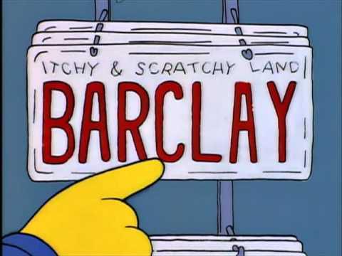The Simpsons - Bort