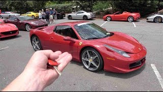 They Gave Me A Ferrari 458 And I Fell In LOVE With It! Should I Have Bought This Instead?