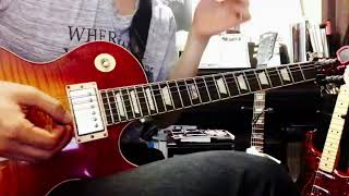 Whiteberry 夏祭り ギター弾いてみた.