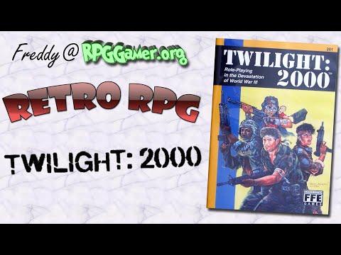 Retro RPG: Twilight 2000