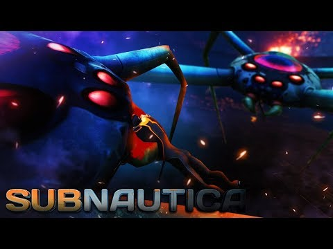 Subnautica - It Ate The Survivors.. Extracting Leviathan DNA & To The Degasi! - Full Release 1.0