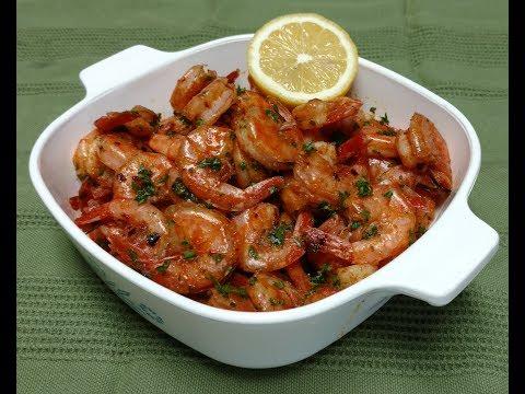 Oven Roasted Shrimp!