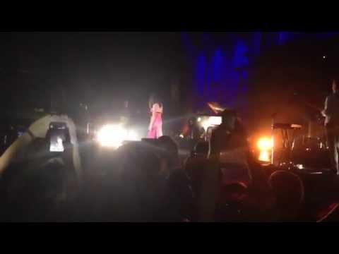 Lana Del Rey - West Coast (live) Las Vegas ULTRAVIOLENCE -full HD