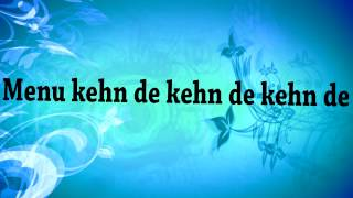 menu kehn de song with lyrics aap se mausiiquii himesh reshammiya hi fi mtrack