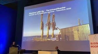 LNG - uutta energiaa maalla ja merellä - Markku Tommiska, Haminan Energia Oy