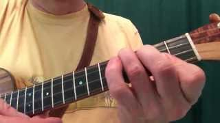 MUJ: Ku-U-I-Po - Elvis, from Blue Hawaii (ukulele tutorial)