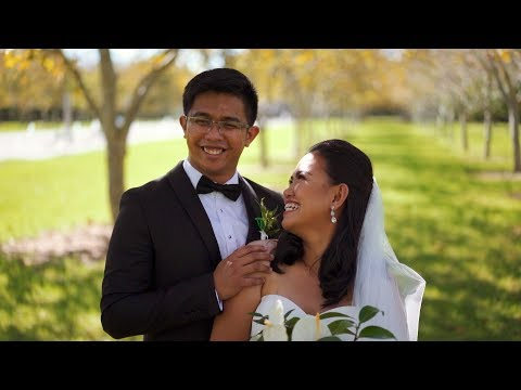 Pearl + Jeck Highlight Film // Sydney Wedding Video // Waterview At Bicentennial Park
